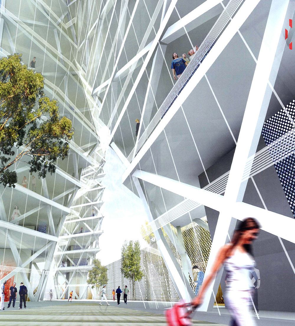 Urban Energy | 2005