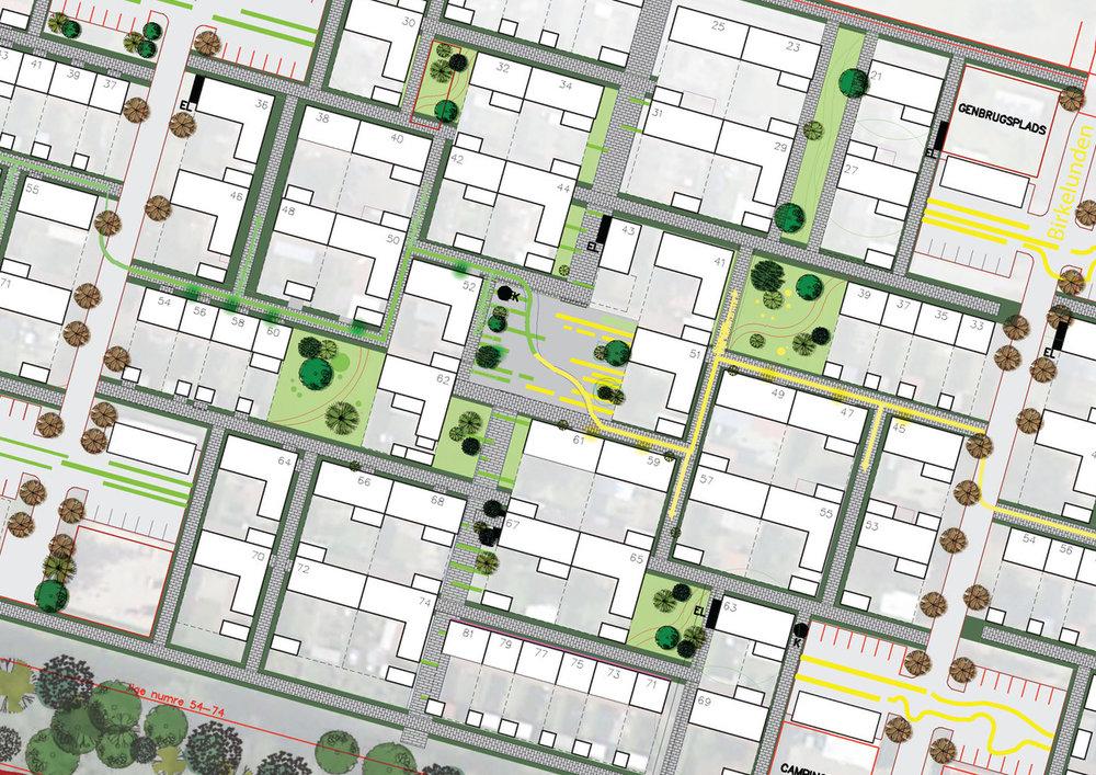 Plan: URBANlab nordic in cooperation with P+P arkitekter