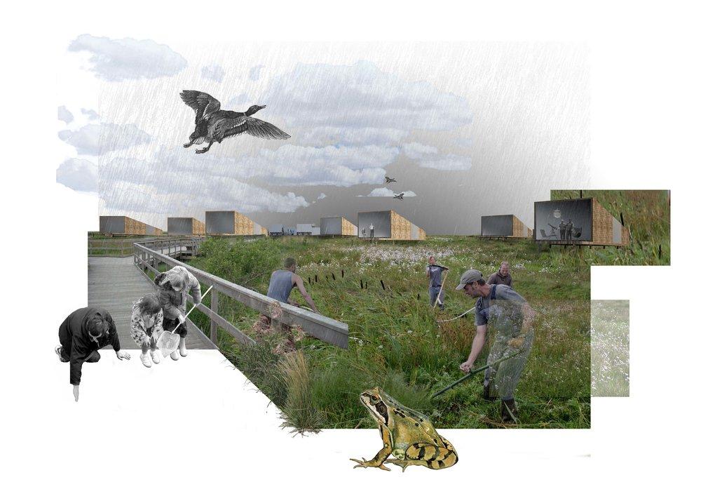 Collage: URBANlab nordic