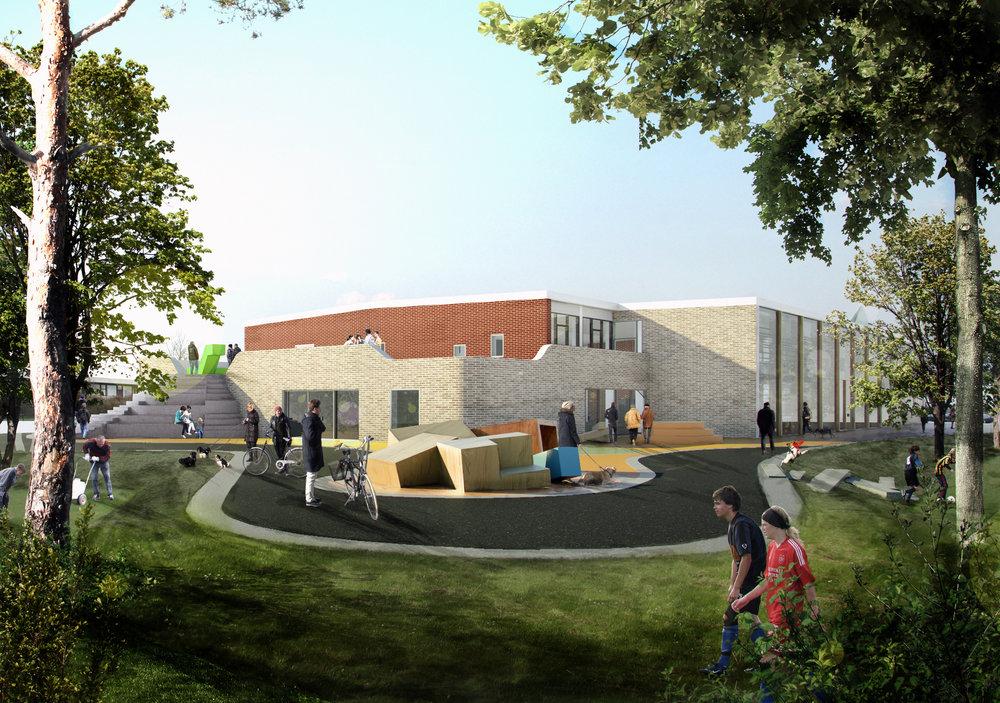 Skads Andrup Kultur og Fritidscenter