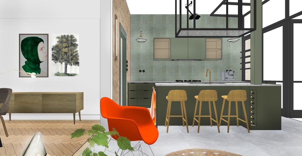 Interieurarchitect projecten den Haag binnenhuisarchitect interieuradvies  u2014 Buijs  u0026 van de Schoor