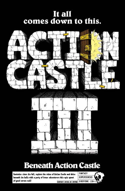 Action Castle III: Beneath Action Castle