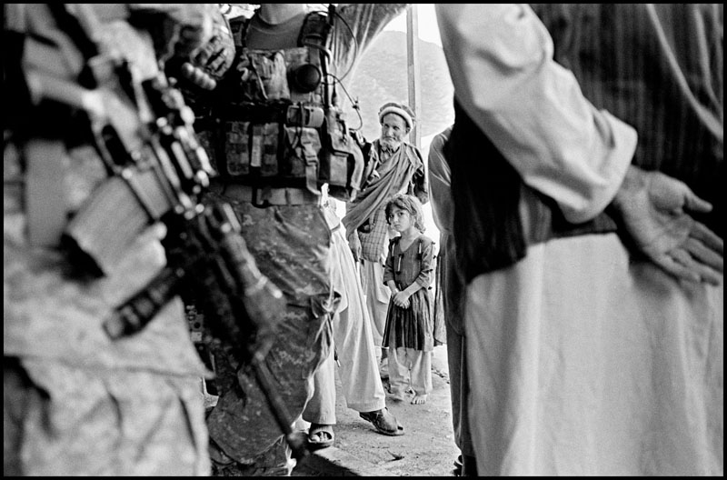 Kunar Valley ,  Afghanistan,  2010 © Larry Towell / Magnum Photos