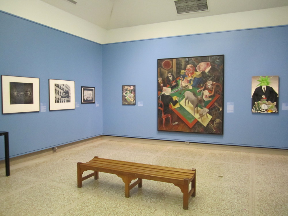 Long Island's Best Alumni Exhibition,  Heckscher Museum