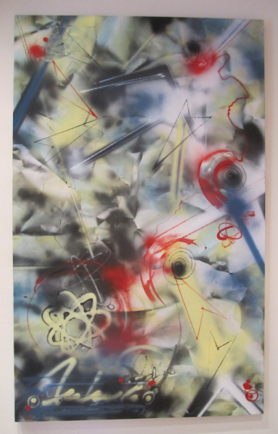 Futura,  Spiral Finish,  1984