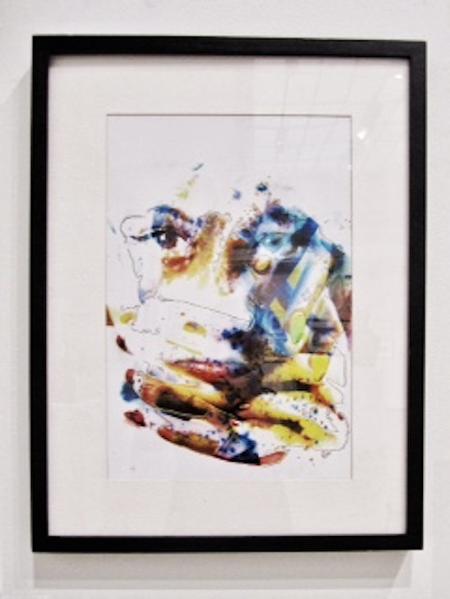 Meagan McClinchey,  Inner Demons,  Digital Photograph