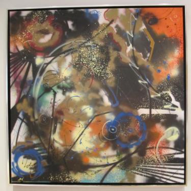 Futura, Untitled, 1986