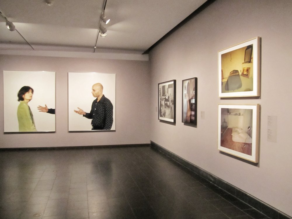 From the  SHE PHOTOGRAPHS  exhibition at the MMFA