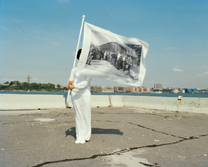 Latoya Ruby Frazier, from  Pier 54: A Human Right to Passage