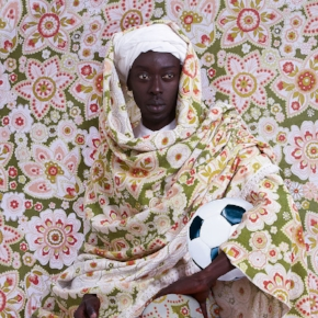Omar Victor Diop, from  Project Diaspora