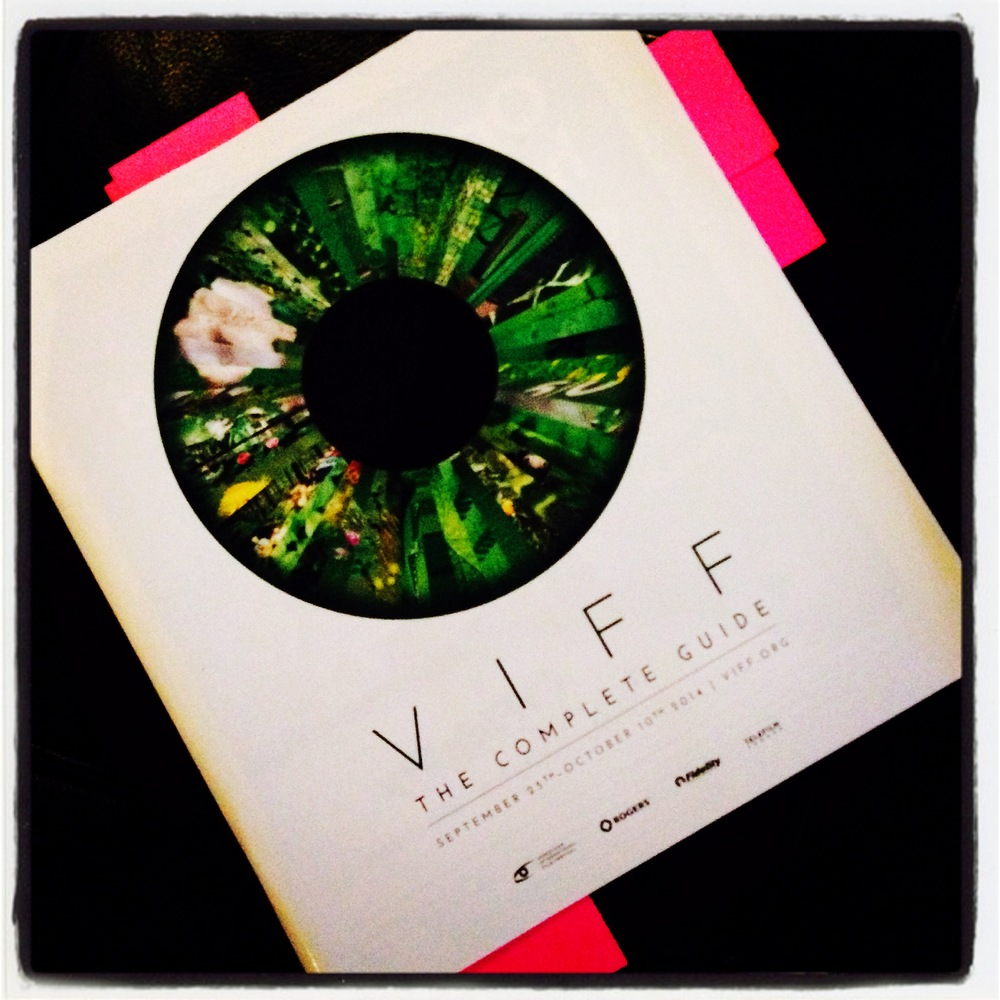 So many VIFF films, so little time...