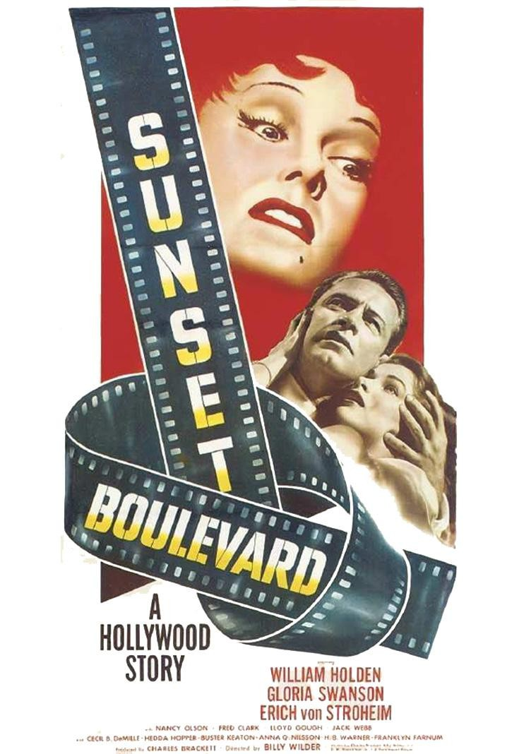 Billy Wilder,  Sunset Boulevard   (1950)