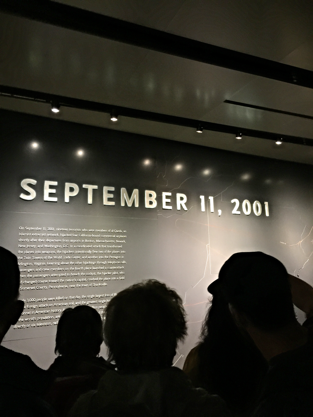 The 9/11 Museum raises many questions about how cultural institutions attempt to memorialize violent and difficult to comprehend historical events.
