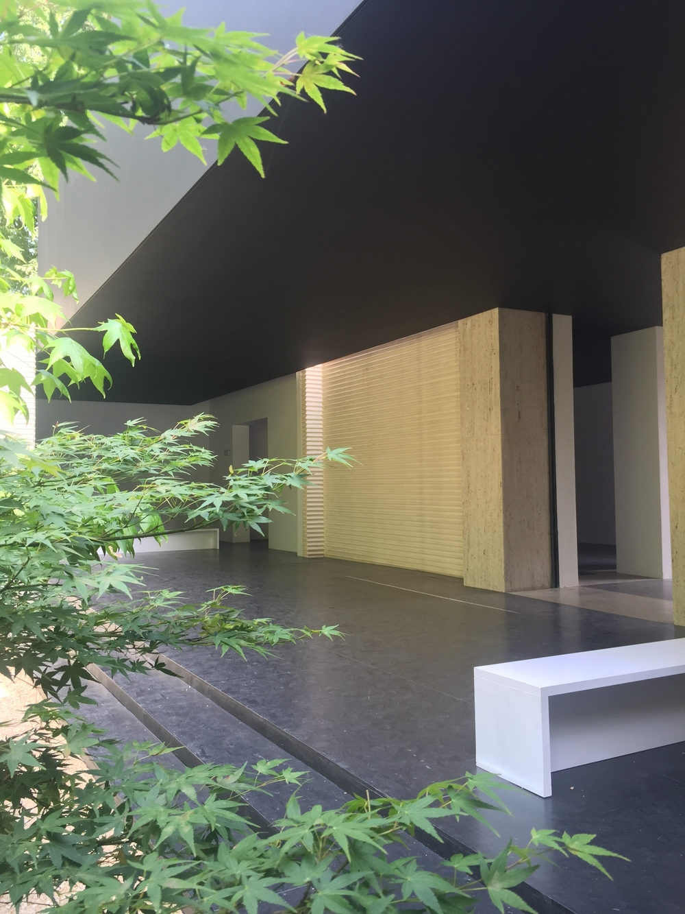 Austria's pavilion