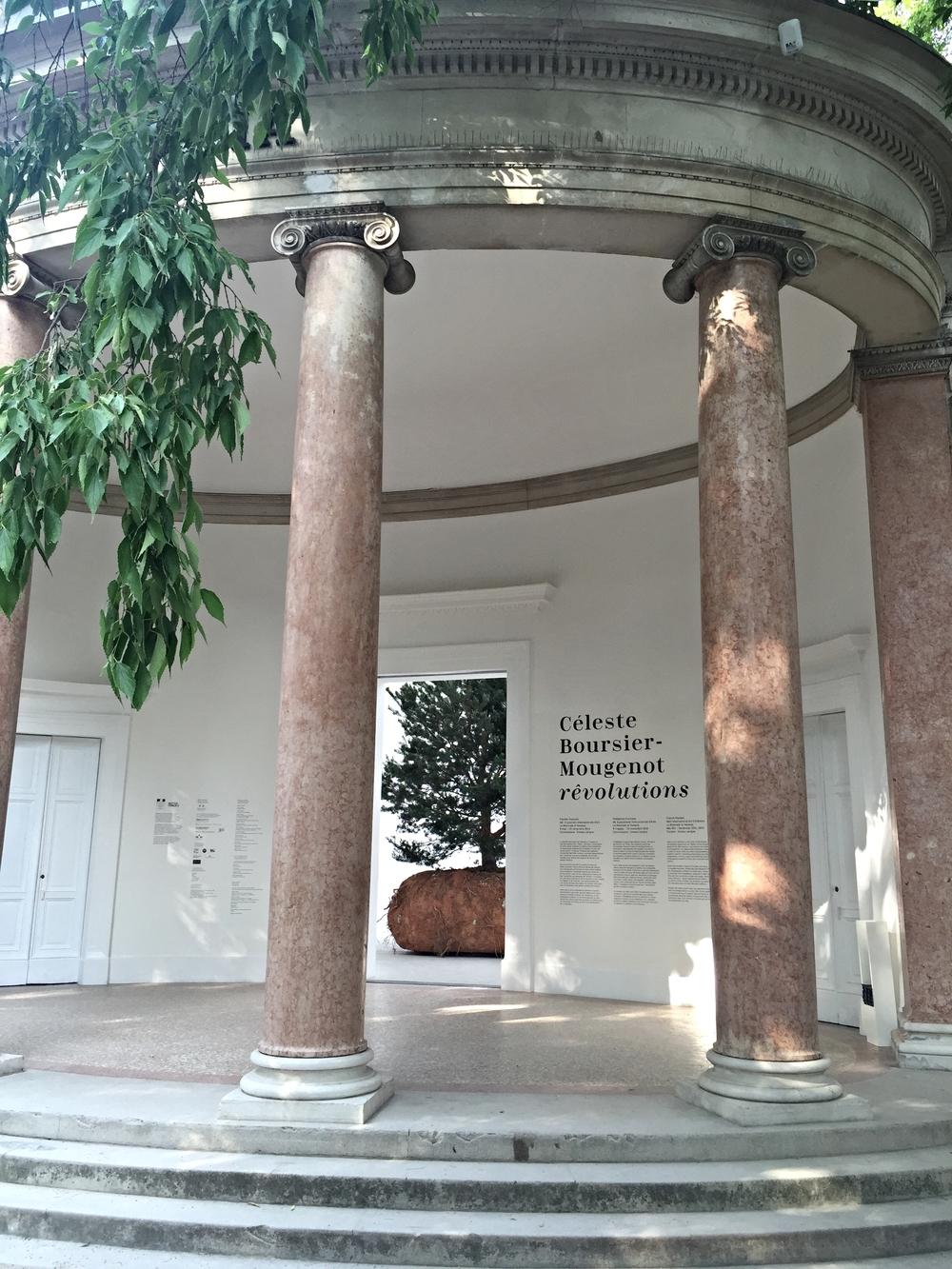 France's pavilion