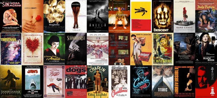 What makes a motion pictureiconic and worthy of critical consideration? Come learn the answer to this question in ARTH 1130, anintroductory course to one of the most beloved visual art forms on the planet-- movies! Full feature film screenings and discussion are part of each class.