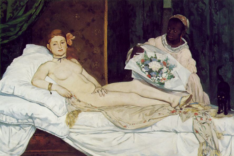 Manet's  Olympia  (1863) is one of the most iconic representations of a prostitute in art history. The new Orsay exhibition promises a full exploration of this subject in French art.