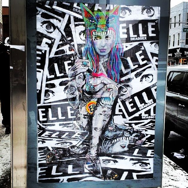 ELLE (Brooklyn, USA)