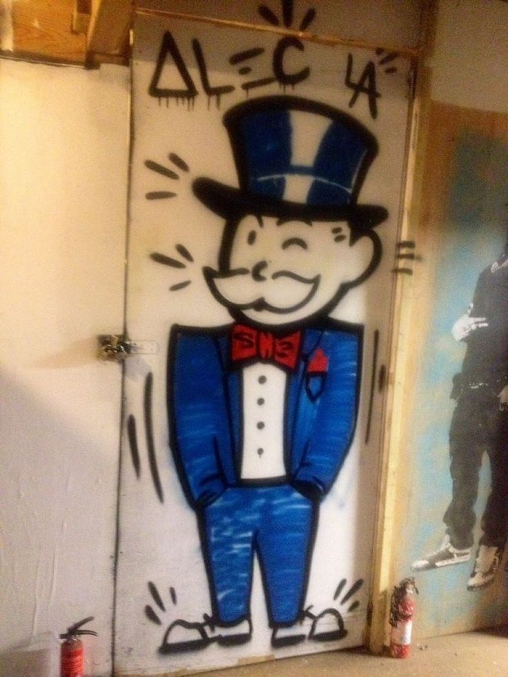 Alec Monopoly (New York, USA)