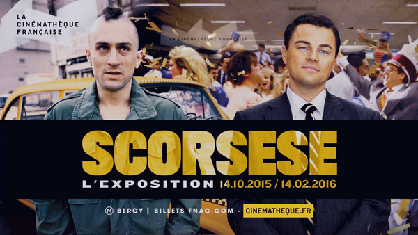 I pray this exhibition dedicated to Scorsese finds a way to travel over to North America!