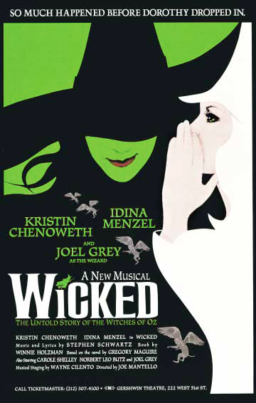 One of the most popular plays of recent decades,  Wicked  keeps new generations of audiences engaged with what has been called in America the most loved and watched film of all time.