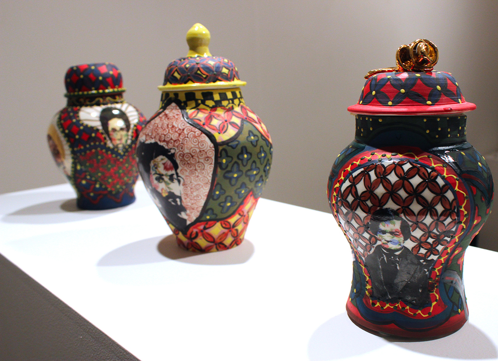 """The Deep-Rooted Expression of Ceramics"""