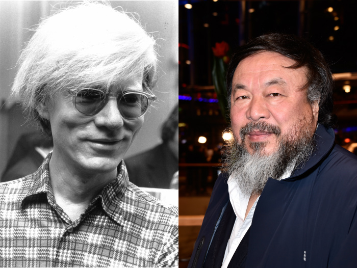 """Who Said This: Ai Weiwei Or Andy Warhol?"""