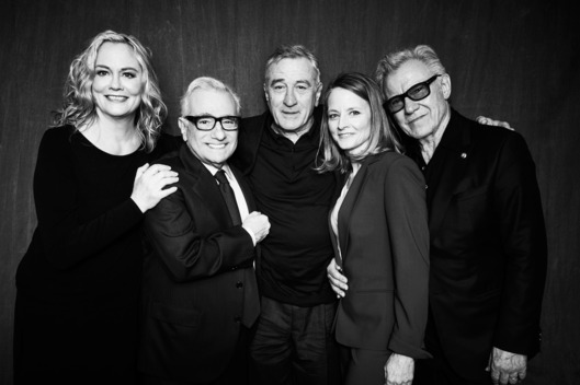 """Robert De Niro, Martin Scorsese, Jodie Foster on Making Taxi Driver"""