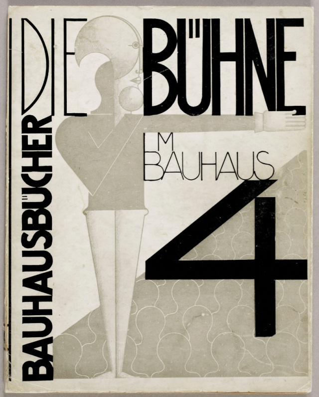 """Download Original Bauhaus Books & Journals for Free: Gropius, Klee, Kandinsky, Moholy-Nagy & More"""