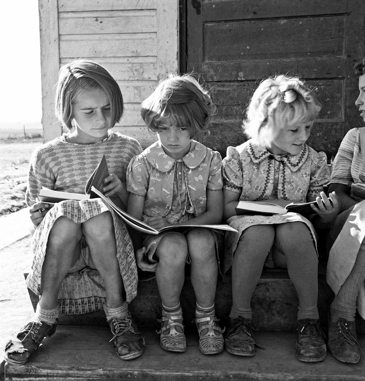 Artist Dorothea Lange's birthday was this past week (May 26th), and I think her image  Girls of Lincoln Bench School  (1939) possesses the perfect punctum for anyone facing their graduation in the weeks to come.