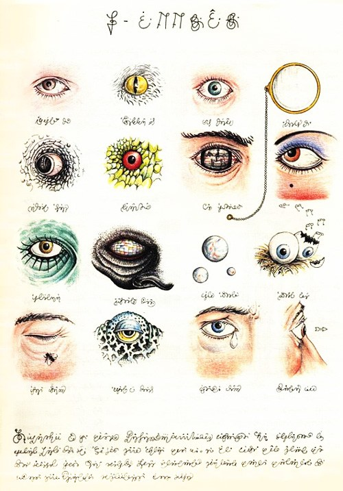 """""""Codex Seraphinianus: History's Most Bizarre and Beautiful Encyclopedia, Brought Back to Life"""""""