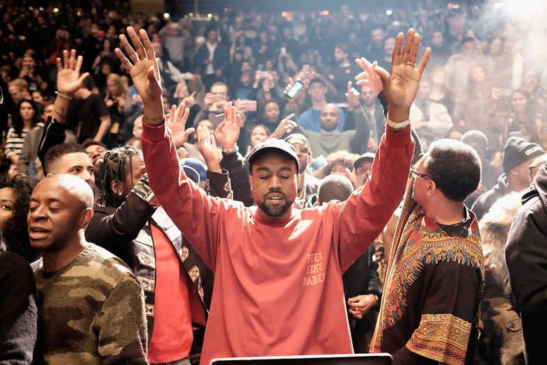 """Kanye West has joined Instagram, calls it his 'art'"""