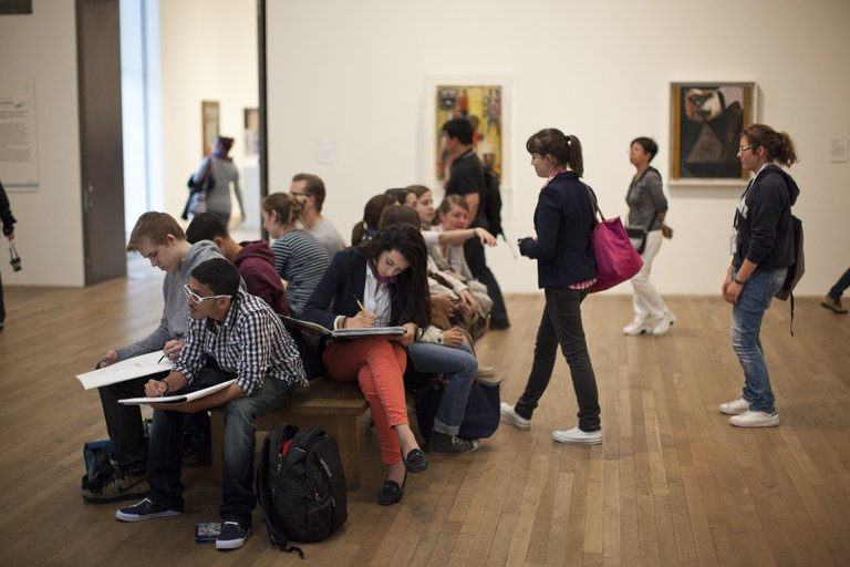 """How important is art history in today's market?"""