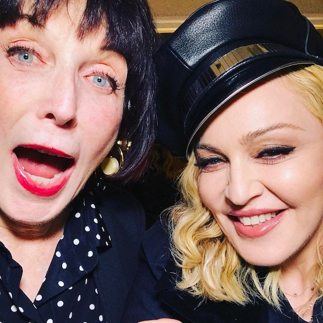 """10 Quotes on Feminism From Madonna's Pre-Inauguration Talk With Marilyn Minter"""