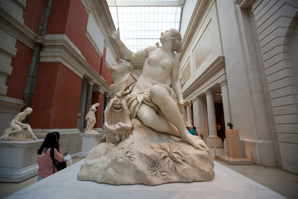 """How to Fix the Met: Connect Art to Life"""