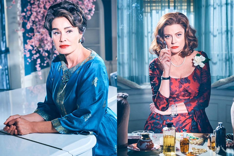 """Feud: Inside Ryan Murphy's Heartbreaking Tribute to Bette Davis and Joan Crawford"""