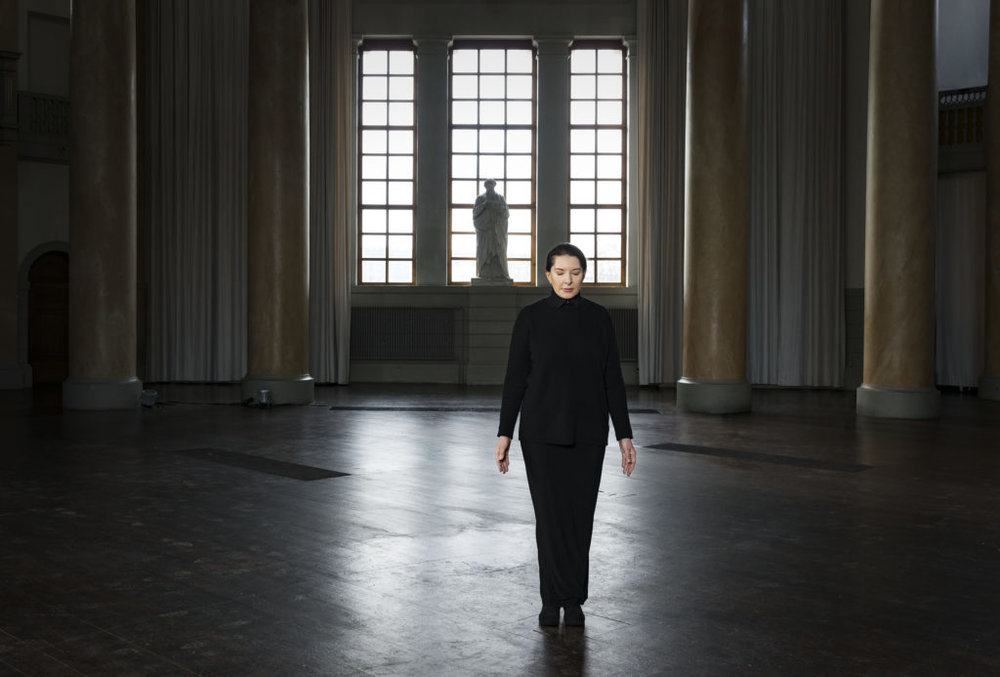 """Marina Abramović's First European Retrospective Reminds Us How She Reached Superstardom"""