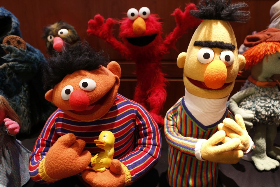 """Sesame Street Isn't Just for Affluent Kids"""