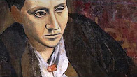 """Smarthistory Pablo Picasso, Gertrude Stein, 1905-6 (VIDEO)"""