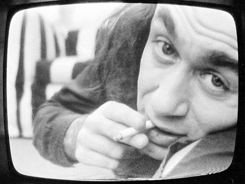 Vito Acconci, Theme Song (1973). Visionary avant-garde artist Acconci sadly passed away this week at the age of 77.