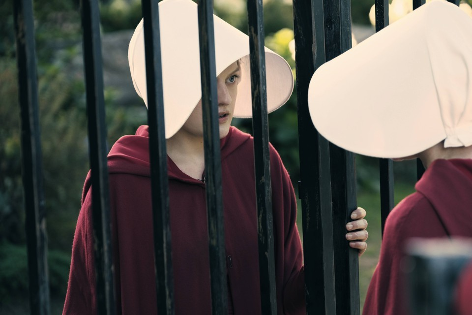 """The Visceral, Woman-Centric Horror of The Handmaid's Tale"""
