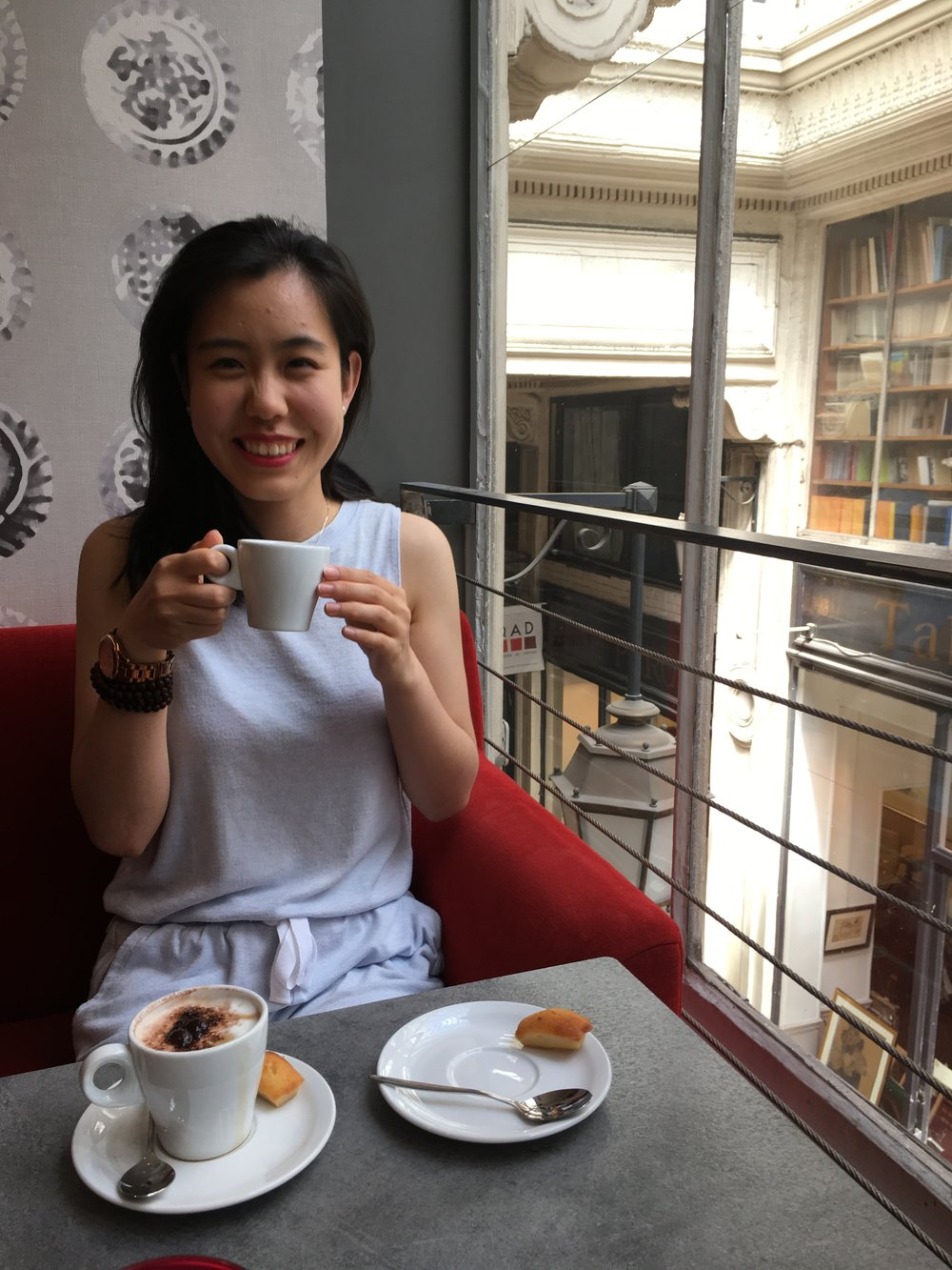 Meet budding art historian and incoming UBC MA student Alice Wang.