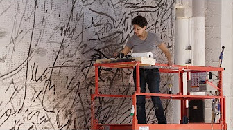 """Julie Mehretu: Politicized Landscapes 