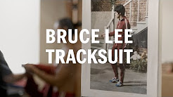 """How to make a Bruce Lee Tracksuit 