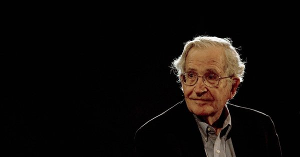 """Noam Chomsky Diagnoses the Trump Era"""