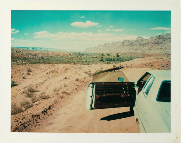 """Wim Wenders on his Polaroids – and why photography is now over"""