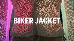 """Designing a 21st Century Biker Jacket – with Asher Levine 