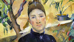 """The conservator's eye: Madame Cézanne in the Conservatory (VIDEO)"""