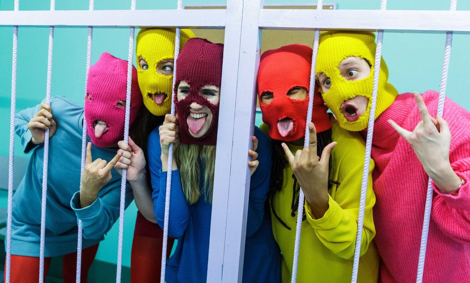 """Your correspondent goes Inside Pussy Riot—and gets a wake up call"""