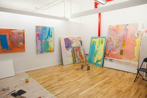 """How One Philanthropist Is Making Studio Space More Affordable for New York Artists"""